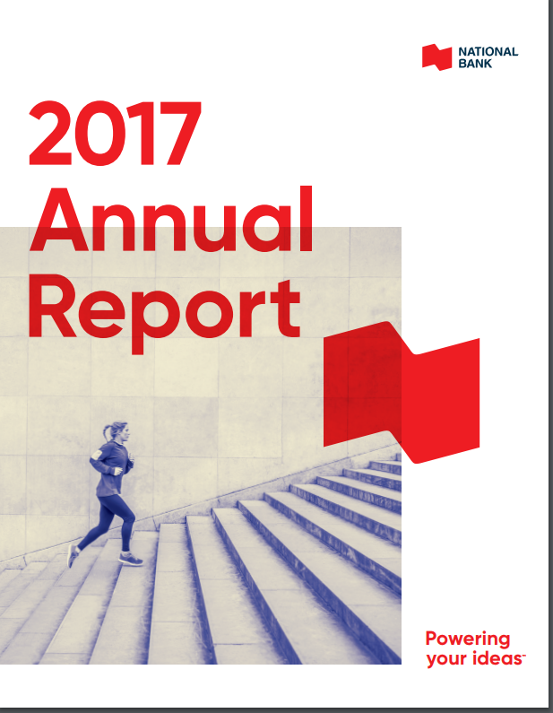National Bank 2017 Annual Report